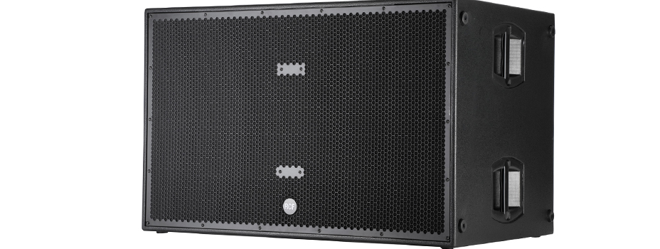 Noleggio SubWoofer per Impianti Full Range o Line Array Sub Woofer RCF SUB 8006-AS.
