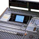 Noleggio Mixer Digitale Yamaha 02r V2.