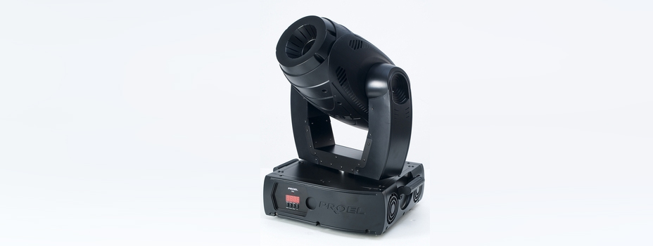 Noleggio Teste Mobili (Moving Head) 575 Spot.