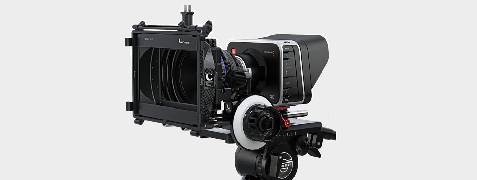 Noleggio Blackmagic Design Production Camera 4k per video ULTRA HD 4K