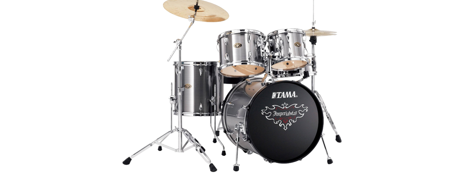 Noleggio Batteria (Drum Set) Tama Imperial Star.