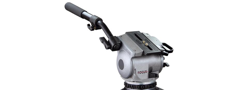 Noleggio Cavalletti Cartoni Focus per Videocamere, DSLR, Reflex, Telecamere e Cineprese.