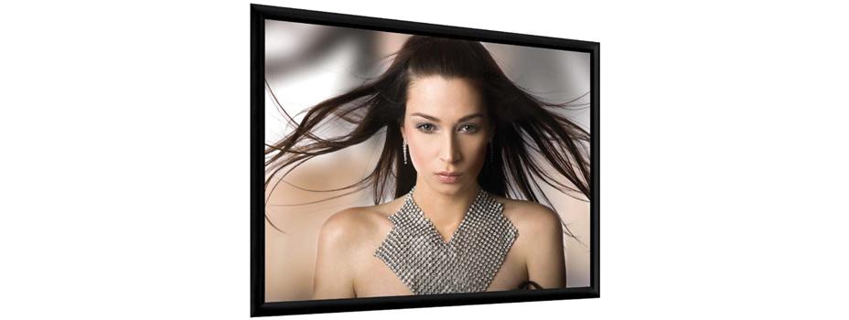 Noleggio Maxischermo da 4 x 3 metri per Videoproiezioni (Proiezione Frontale o Retroproiezione).