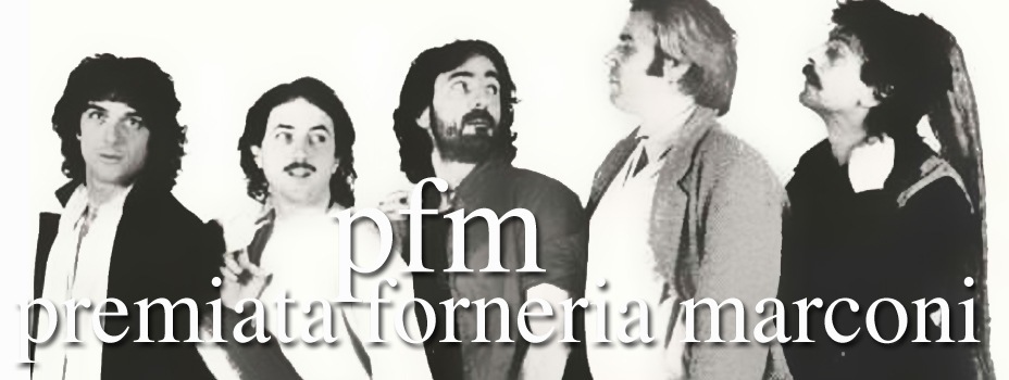 Cover Band PFM - Tribute Band PFM